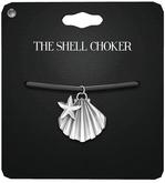 Amala - The Shell Choker - Silver
