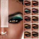DEMO Cat Eyeshadow Tattoo Layers