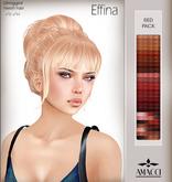 Amacci Hair - Effina - Red Pack