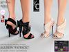 .:KC:. ALLISON Heels - Slink, Maitreya, Belleza, Meshproject!