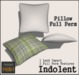 [INDO] Simple Decorative Pillow - 1LI Full Perm