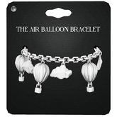 Amala - The Air Balloon Bracelet - Silver