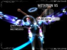 <Nerox> Metatron v5 - cyber sound wings set