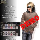 IMaGE Factory Alex Shirt Demo