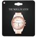 Amala - The Nova Watch - Rose Gold
