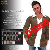 IMaGE Factory Bombardier Jacket Demo