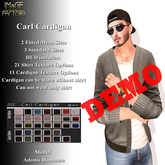 IMaGE Factory Carl Cardigan Demo
