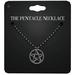 Amala - The Pentacle Necklace - Black