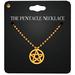 Amala - The Pentacle Necklace - Gold