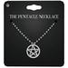 Amala - The Pentacle Necklace - Silver