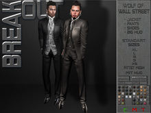 [BREAKOUT] Wolf of Wall Street Outfit - HUD Driven