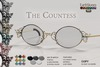EarthStones Eyeglasses - The Countess (mesh)