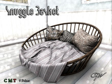 GW Snuggle Basket Couch Chair (PG)