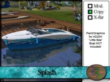 >^OeC^< AD25H Custom Paint Applier - Splash