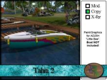 ">^OeC^< - AD25H ""Tahiti 2"" Custom Paint Applier"