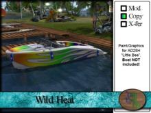 ">^OeC^< - AD25H ""Wild Heat"" Custom Paint Applier"