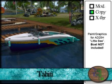 ">^OeC^< - AD25H ""Tahiti"" Custom Paint Applier"