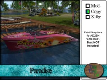 ">^OeC^< - AD25H ""Paradise"" Custom Paint Applier"