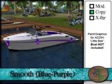 ">^OeC^< - AD25H ""Smooth (Blue-Purple)"" Custom Paint Applier"