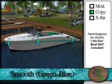 ">^OeC^< - AD25H ""Smooth (Green-Blue)"" Custom Paint Applier"