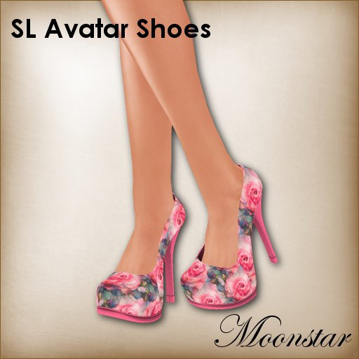 Rosie Lee SL Avatar Shoes by Moonstar T