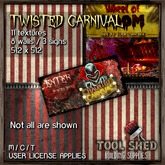 Tool Shed - Twisted Carnival Mini Set