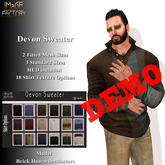 IMaGE Factory Devon Sweater Demo