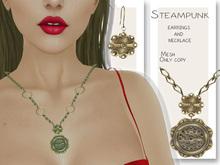 -LpOca-Steampunk Mesh Set
