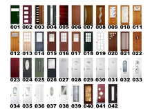 BUILDERS COLLECTION: 42 Full Perm Door Textures