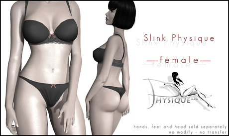 Slink Physique Mesh Body - Original