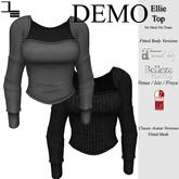 DE Designs - Ellie Top - DEMOS