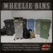 Wheelie Bins / Garbage Dumpsters