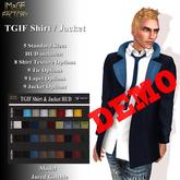 IMaGE Factory TGIF Shirt & Jacket Demo