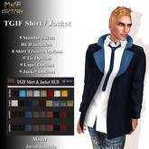 IMaGE Factory TGIF Shirt & Jacket