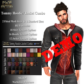IMaGE Factory Tommy Hoodie Jacket Combo Demo