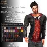IMaGE Factory Tommy Hoodie Jacket Combo