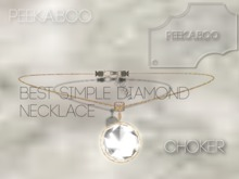 *p-a-b Best Simple DIamond Choker