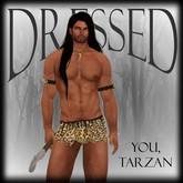::DBL:: You, Tarzan Shorts & Spear