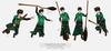 LeMomo: Flying Broom w Poses