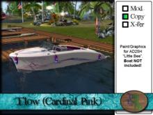 ">^OeC^< - AD25H ""Flow (Cardinal Pink)"" Custom Paint"
