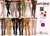 AVICANDY Halloween Stockings - Mega Pack