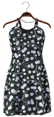 !APHORISM! Summertime Dress - Pattern - Black