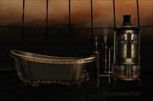 Steampunk Bath