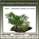 11b Mesh Garden/Landscaping Saisons Set 10x10m