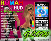 **PROMO** ROMAH Dance HUD *EXTRODINARY Version*