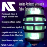 NS Nanite-Assisted Metabolic Power Cell