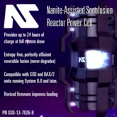 NS Nanite-Assisted Sonofusion Power Cell