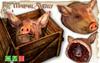[MF] Mesh cutted pork head in box (boxed)