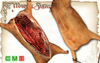 [MF] Mesh hanging dead pork (boxed)