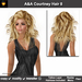 A&A Courtney Hair Dark Blonde (Color 8). Medium sexy full style